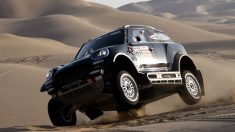 Nani Roma ha sido el mejor español en la segunda etapa del Dakar. (AFP)