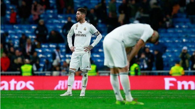 La autocrítica de plantilla del Real Madrid: «No podemos tener más cagadas, hay que salir concentrados desde el minuto uno»