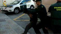 Uno de los detenidos de la Manada de Alicante (EFE).