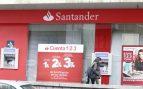 El Banco Santander tiene previsto cerrar más de 500 oficinas de la entidad en el próximo mes