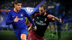 La llegada de Morata al Sevilla depende de que el Chelsea ate a Higuaín.