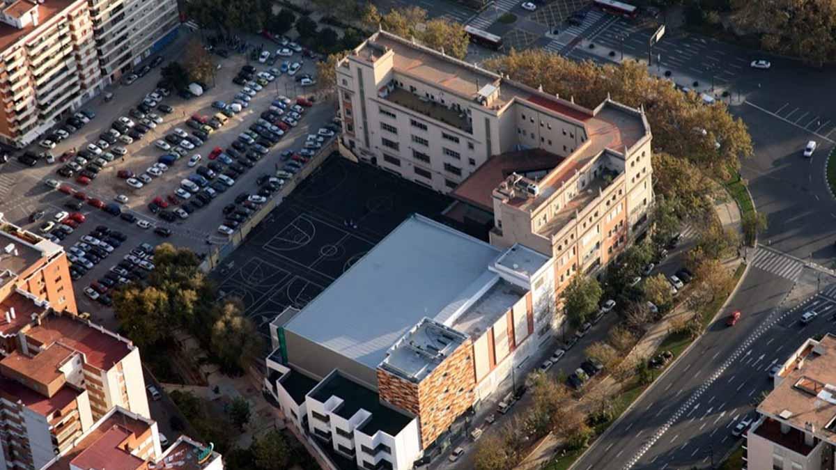 Colegio El Pilar de Valencia.