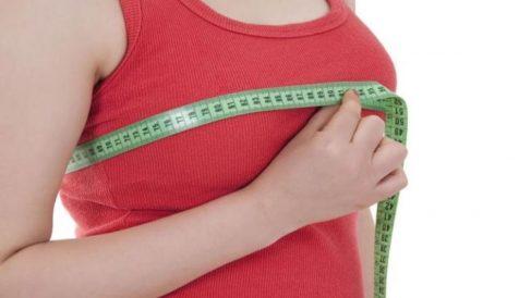 Guía de pasos para reducir el tamaño de los pechos