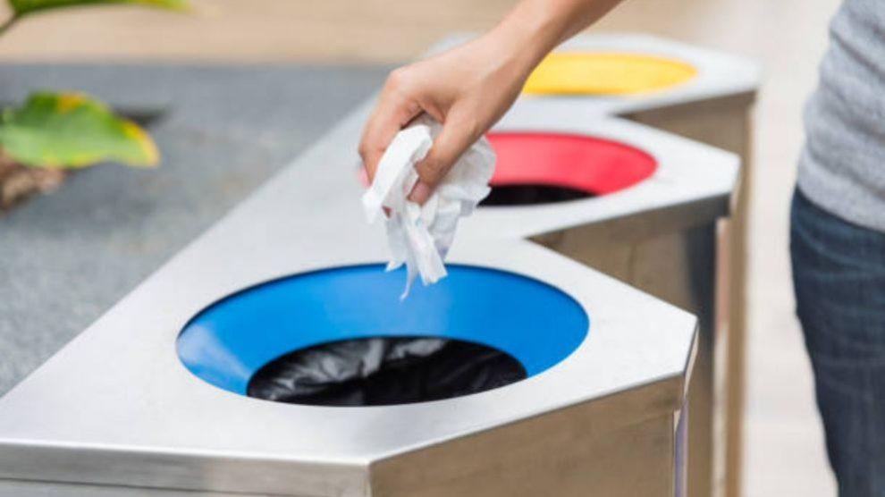como separar la basura correctamente pasos
