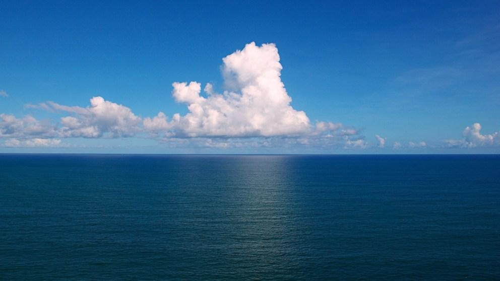 El calentamiento oceánico concentra tanta energía como la de una bomba atómica por segundo en el mundo
