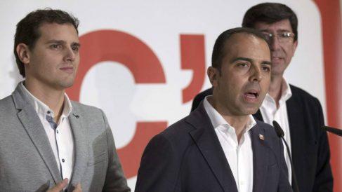 El nº1 de Cs Sevilla, Javier Millán, investigado por la Fiscalía del Tribunal de Cuentas