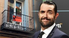 Dani Mateo, el humorista imputado por sonarse los mocos con la bandera de España