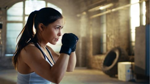 Guía de pasos para aprender boxeo en casa