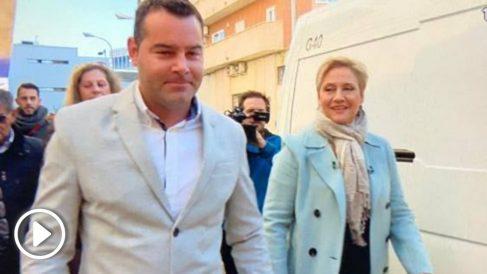 Gloria Serra habla con Francisco Javier Media, el falso culpable del crimen de Almonte