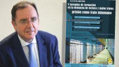 Ángel Luis Ortiz, secretario general de Instituciones Penitenciarias