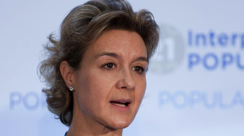Isabel Gacía Tejerina. (Foto. PP)