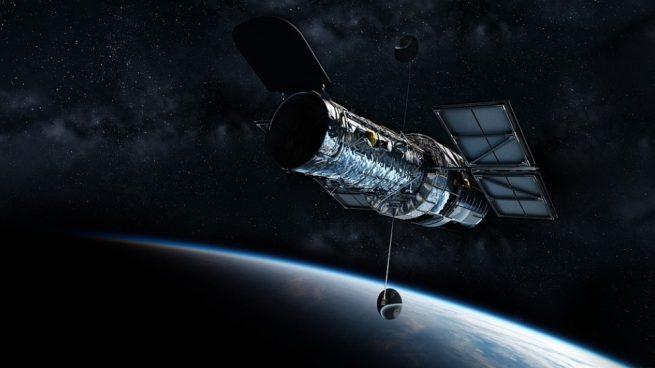 cámara principal del Hubble