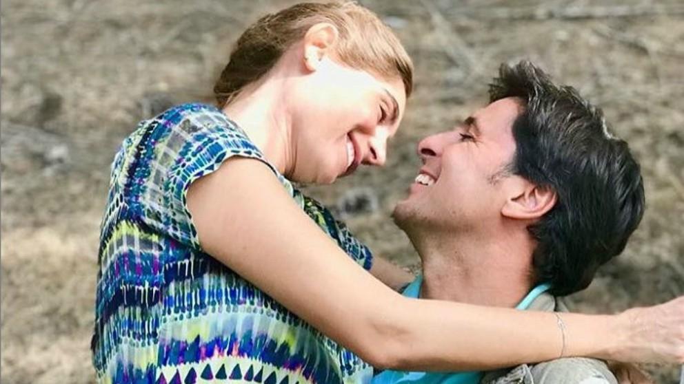 Lourdes Montes y Francisco Rivera ya son papás