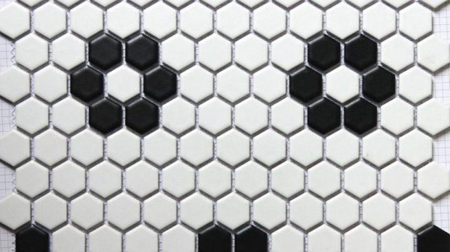 mosaicos con azulejos