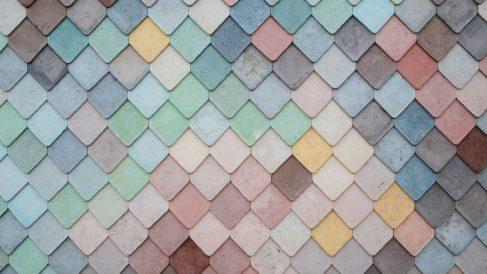 Los mosaicos sobre pared son un excelente recurso decorativo para cualquier estancia