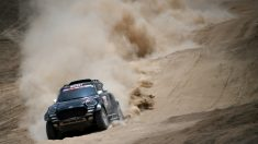 Nani Roma ya es tercer en el Dakar 2019. (AFP)