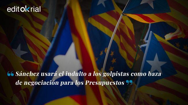 Sánchez prepara el terreno para el indulto a los golpistas