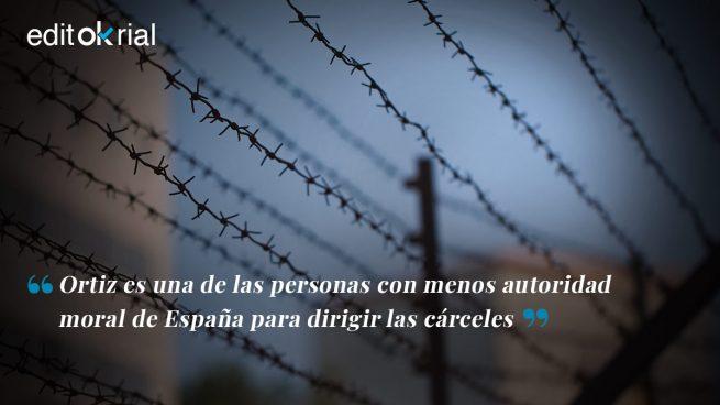 El menos indicado de España para dirigir Instituciones Penitenciarias