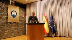 Pedro Sánchez en las instalaciones del CNI (EP).