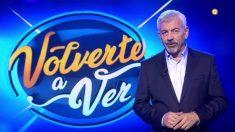 Carlos Sobera vuelve a la programación tv de Telecinco con 'Volverte a ver'