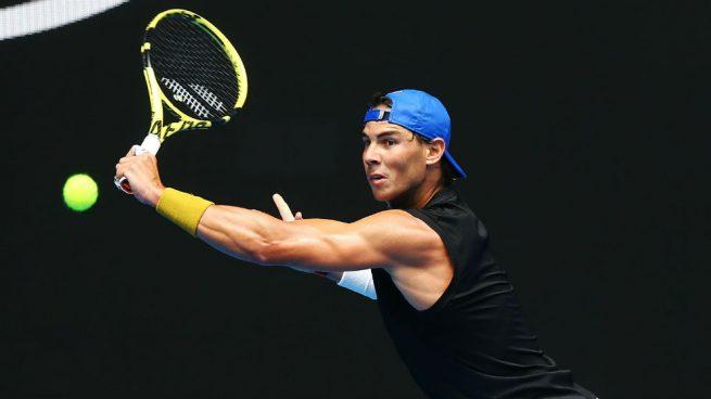 Nadal debutará en el Open de Australia contra Duckworth y puede cruzarse con Federer en semifinales