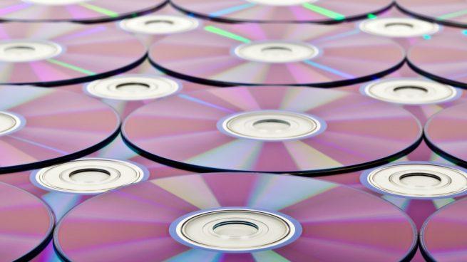 reciclar CD y DVD