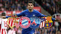 Morata ha presentado al Chelsea seis ofertas para irse cedido.