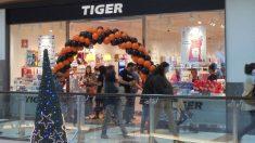 Tienda Tiger en el centro comercial Area Sur de Jerez de la Frontera