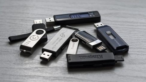 Para eliminar un virus de un USB hay que saber qué tipo de virus es
