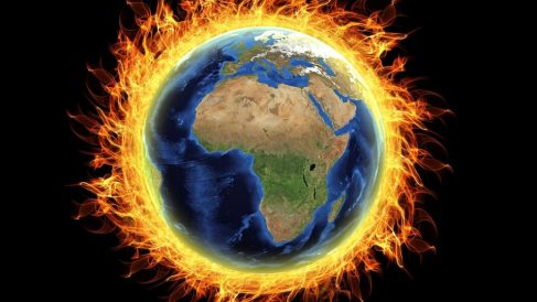 Vivimos los cuatro años más calurosos nunca registrados en la Tierra según Copérnico