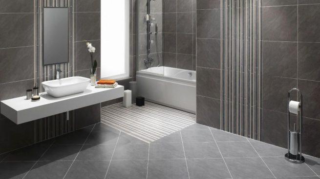 C mo limpiar el suelo del ba o de forma correcta y sencilla - Como limpiar bano ...