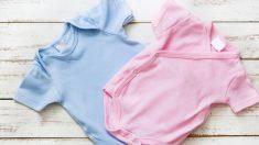 Aprende cómo saber la talla de ropa del bebé