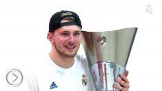 Luka Doncic quiere hacer historia en la NBA tras haberlo hecho en el Real Madrid.