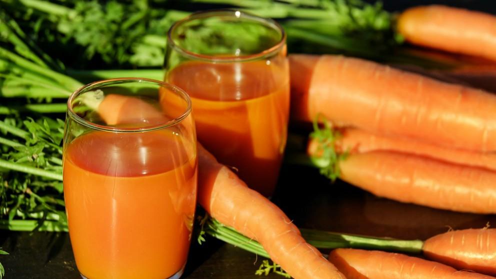 zanahoria en el embarazo