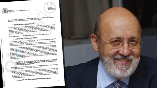 Tezanos blinda por primera vez el CIS: gastará 120.000 € en seguridad privada