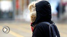 El frío vuelve a España. Vídeo: Atlas