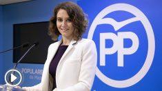 Isabel Ayuso, vicesecretaria de Comunicación del PP madrileño. (Foto: Alberto Cuéllar/PPMadrid)
