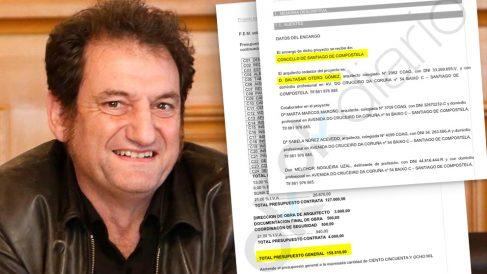 Jorge Duarte, concejal de Santiago (Compostela Aberta. Podemos)
