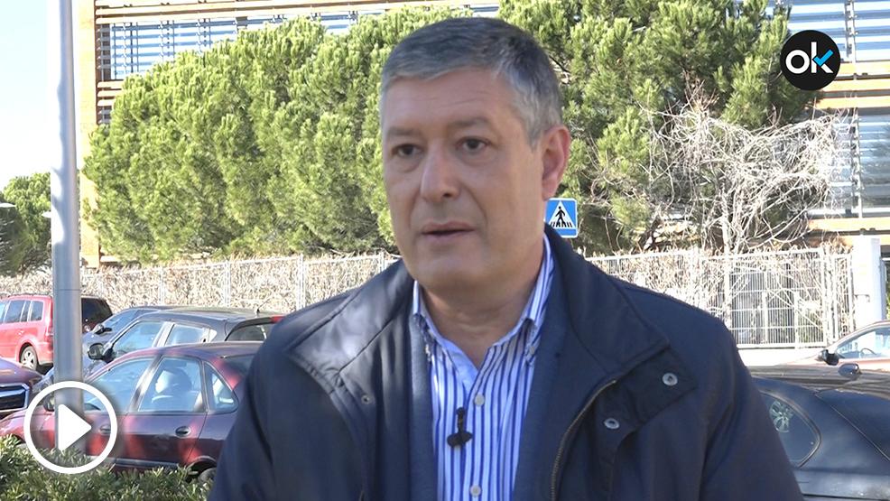 José María Benito, portavoz UFP