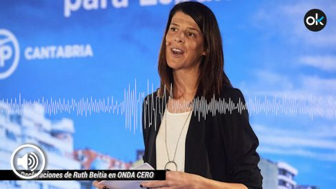 Ruth Beitia. Foto: Europa Press