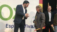 El líder de VOX, Santiago Abascal. Foto: Europa Press