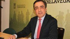 El portavoz del Partido Popular en el Ayuntamiento de Torrelavega. Foto: Europa Press