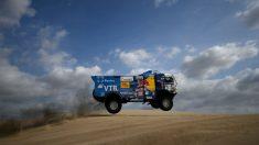 Karginov no podrá tomar la salida en la próxima etapa del Dakar. (AFP)