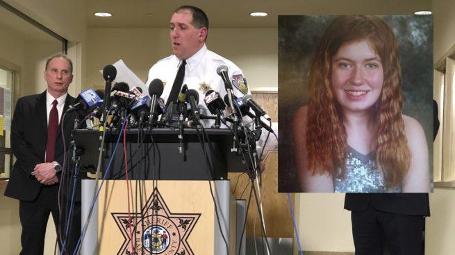 Encuentran con vida a una chica de Wisconsin que desapareció en octubre tras el asesinato de sus padres
