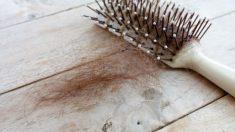 Pasos y remedios para detener la caída del cabello