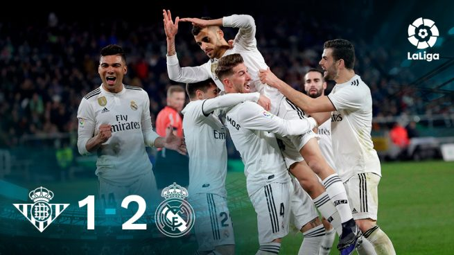 Ceballos rescata al Madrid