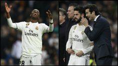 Isco y Vinicius serán titulares en la alineación oficial del Real Madrid ante el Betis.