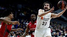 El Real Madrid venció de forma épica al Zaragoza. (EFE)