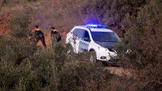 Búsqueda del niño caído en un pozo en Totalán (Málaga). Foto: EFE