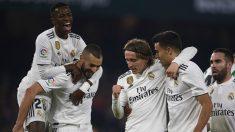 Betis – Real Madrid, en directo | Liga Santander